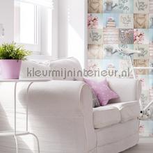 Romantic charms papel pintado Dutch Wallcoverings Wallpaper creations