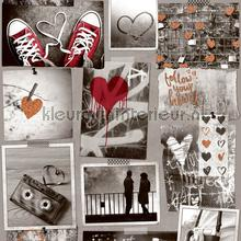 Love pictures papel pintado Dutch Wallcoverings Wallpaper creations