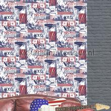 Collage NY tapeten Dutch Wallcoverings Freestyle l324-01