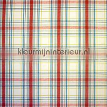 COUNTRY CHECK Linen gordijnen Prestigious Textiles ruiten
