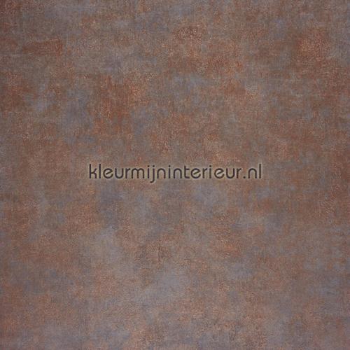 Koper tin effect geo 2690 15 01 behang geode van casadeco - Behang effect van materie ...