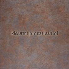 Koper tin effect behang Casadeco Geode GEO-2690-15-01