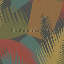 Deco Palm tapet Cole and Son Geometric II 105-8039