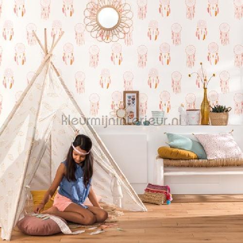 catch your dreams papel de parede gpr100784219 raparigas Caselio