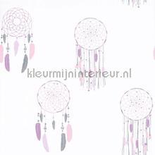 catch your dreams papier peint Caselio Girl Power gpr100785107