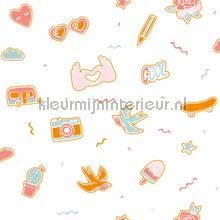 pins me papel de parede gpr100832121 raparigas Caselio