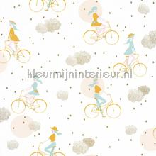 lucy in the sky papier peint Caselio Girl Power gpr100846226
