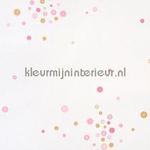 Confettis tapet Caselio Girls Only GLN6194-40-20