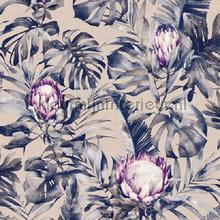nia Rosegold wallcovering Dutch First Class Glasshouse 90223
