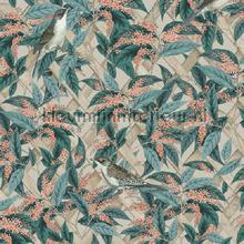 Brassica Apricot wallcovering Dutch First Class Vintage- Old wallpaper