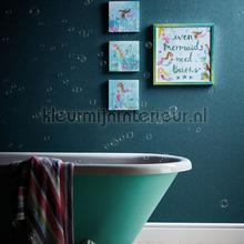 Glitterati Plain - Emerald papel pintado Arthouse Glitterati 892105