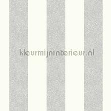 Glitterati Stripe - Platinum wallcovering Arthouse Glitterati 892503