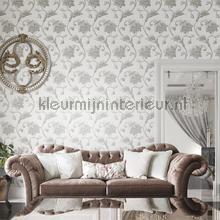 Luxe krul bloemtakken papier peint Dutch First Class spécial
