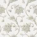 Luxe krul bloemtakken pattern styles