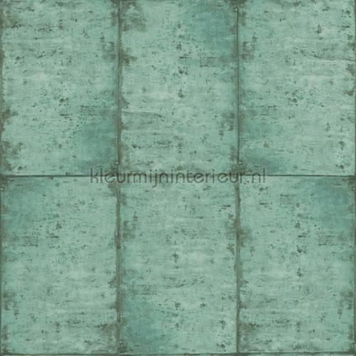 Behang Oud Groen.Wandplaten Oud Groen 143 138 879 Behang Greenhouse Esta Home