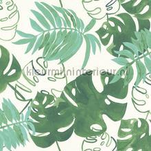Grote bladeren behang Esta home Trendy Hip