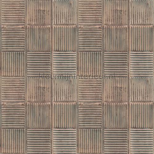 Relief tiles carta da parati g45330 piastrelle Noordwand