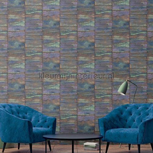 Cool wood papel de parede g45342 raparigas Noordwand