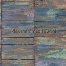 Cool wood wallcovering Noordwand Wallpaper creations