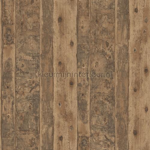 Woodworks tapet g45346 Grunge Noordwand