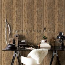 Woodworks papel de parede Noordwand Wallpaper creations