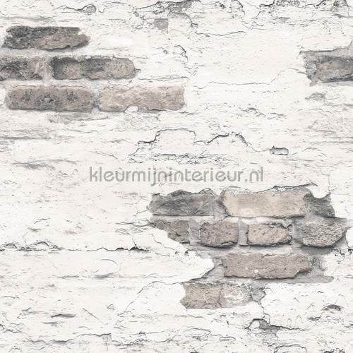 Plastered brick wall tapet g45353 Grunge Noordwand