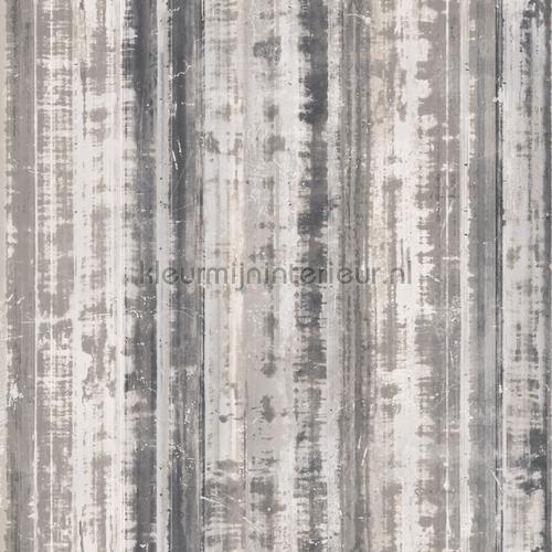 Striped metal tapet g45356 Grunge Noordwand