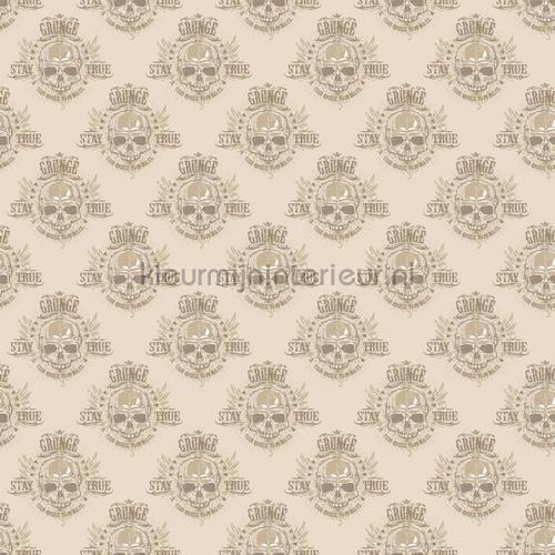 Skull grunge tapet g45367 Noordwand