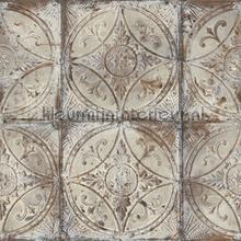 Old tiles behang Noordwand Industrieel