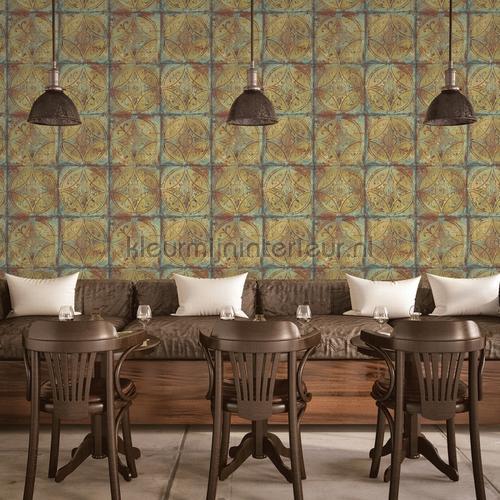 Old tiles tapet g45376 Grunge Noordwand