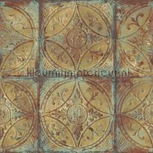 Old tiles tapeten Noordwand uni farben