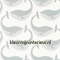 Whale Of A Time slate wallcovering Scion urban