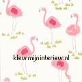 Felicity Flamingo tapet Scion Guess Who 111277