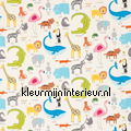 Animal Magic gordijnstof curtains Scion ready made