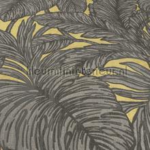 Bladmotief behang Behang Expresse Hacienda 5410-03