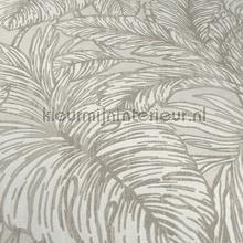 Bladmotief behang Behang Expresse Hacienda 5410-37