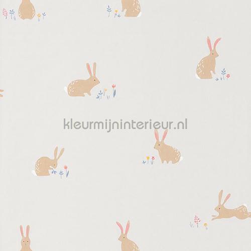 Bunny tapeten HPDM82746110 Baby - Kleinkind Casadeco