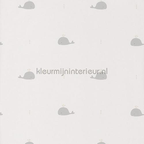 Whale papel pintado HPDM82791121 niños Casadeco