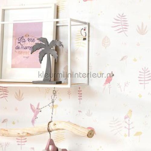 Tropical papel de parede HPDM82925203 raparigas Casadeco