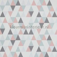 Scandi piramids behang BN Wallcoverings behang