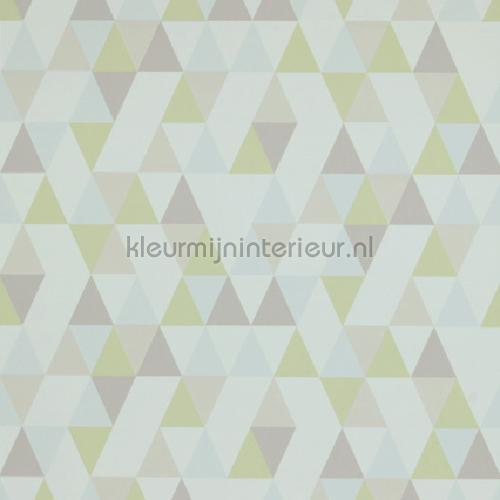 Scandi piramids behang 218184 aanbieding behang BN Wallcoverings