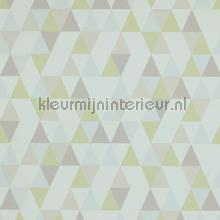 Scandi piramids tapet BN Wallcoverings salg