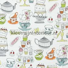 AFTERNOON TEA Candy gordijnen Prestigious Textiles landelijk