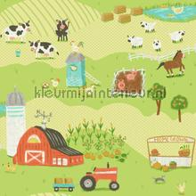 Boerderij land behang Eijffinger Hits 4 Kids 351722