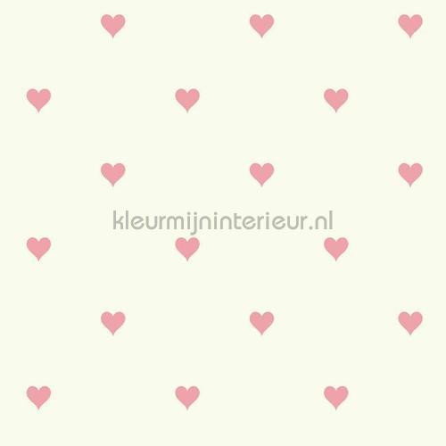 Roze hartjes voor jou behang 351747 Interieurvoorbeelden behang Eijffinger