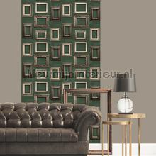 Lege schilderijlijsten tapeten Dutch Wallcoverings Home L35104