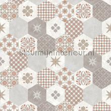Quilt tapet Dutch Wallcoverings Vintage Gamle