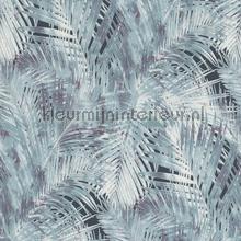 Palmtakken behang Rasch Hotspot 805321