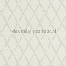 Vintage ruit behang 805406 Interieurvoorbeelden behang Rasch