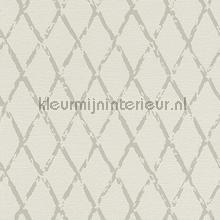 Vintage ruit behang Rasch Hotspot 805413